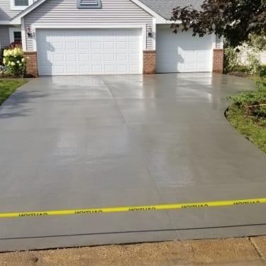Traditional & Plain Concrete